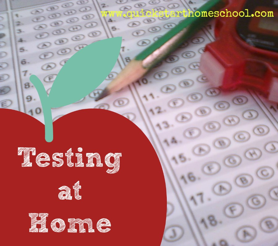 Homeschoolers and Testing