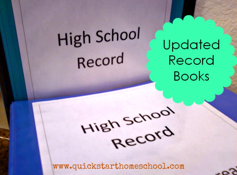updated record books