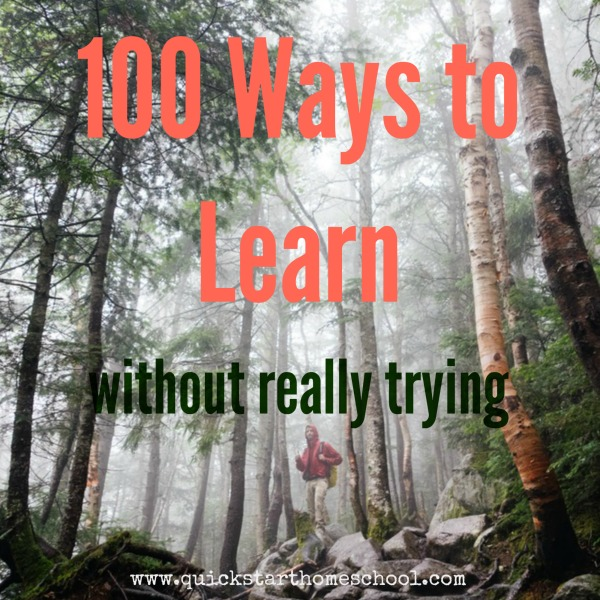 100 ways to learn