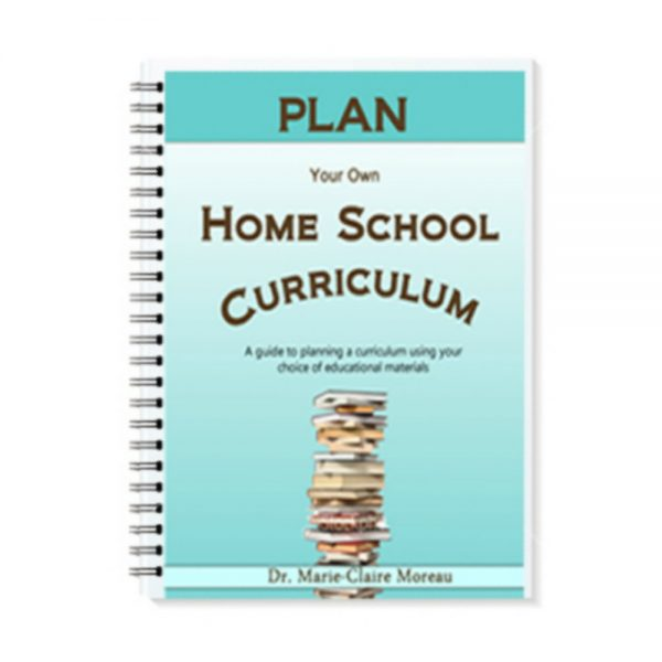 Plan Your Homeschool Curriculum