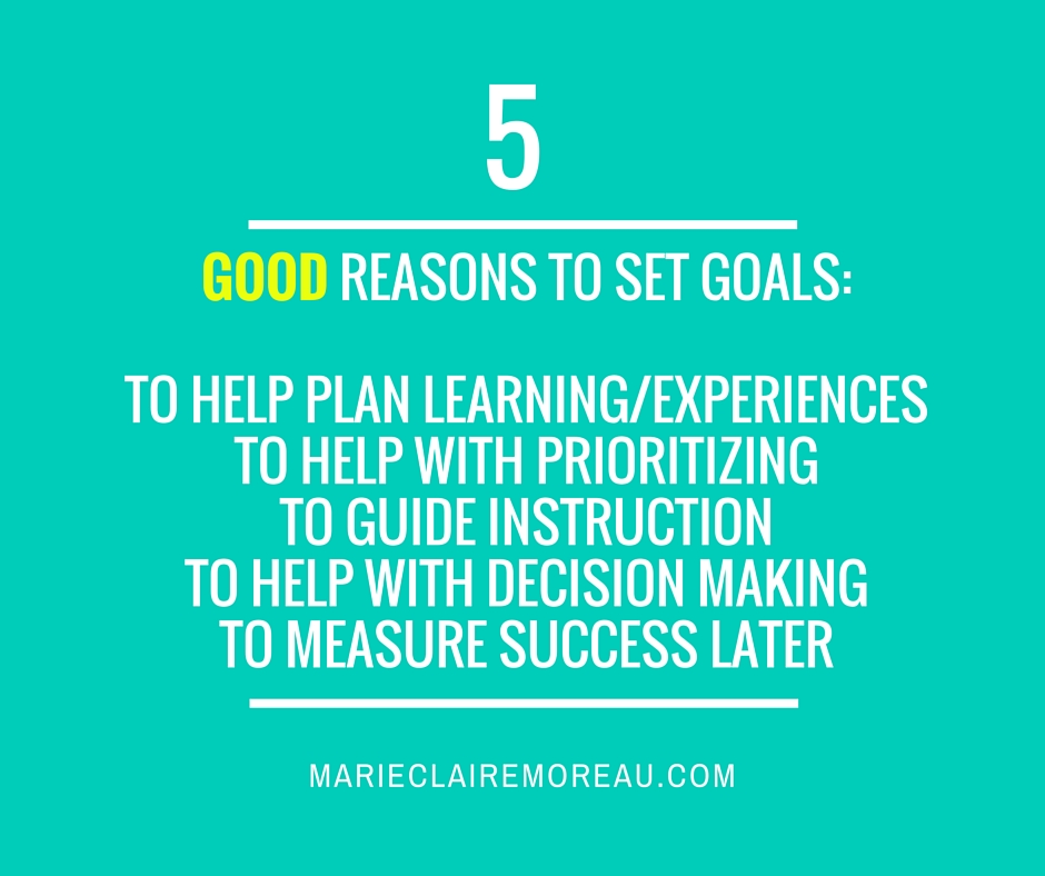 GOOD KINDS OF Goal-setting- (1)