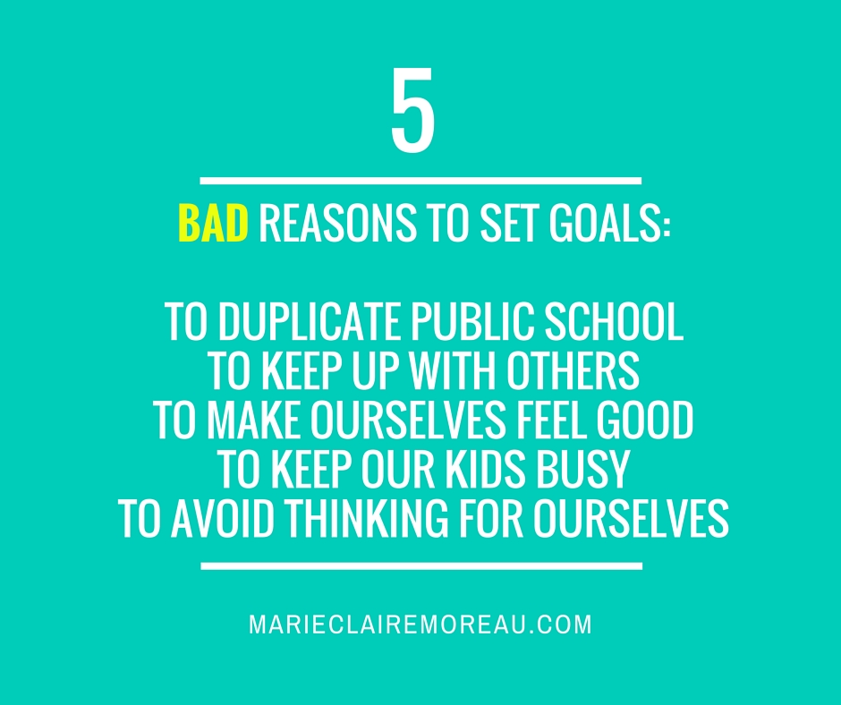 BAD KINDS OF Goal-setting- (2)
